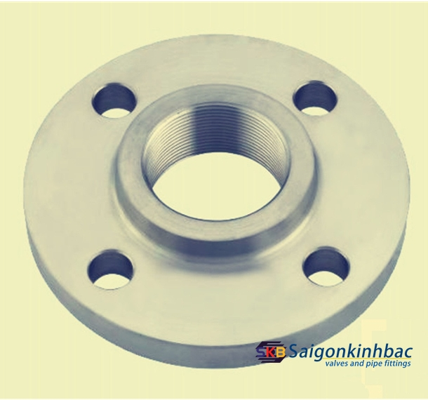 Threaded Flange JIS 10K